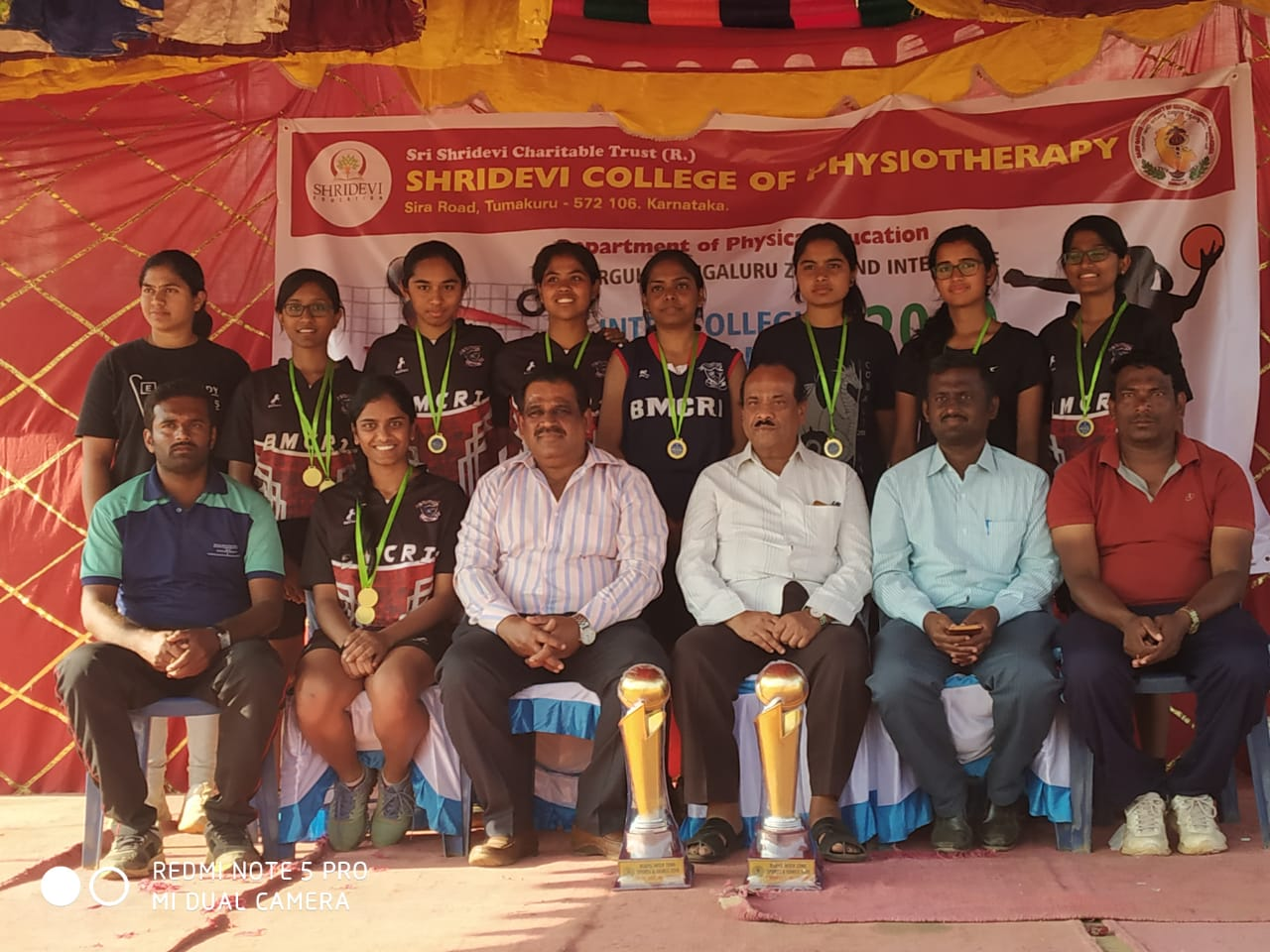 Zonal Level Sports Tournament 2019